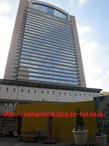 ホテル京阪ユニバーサルタワー前